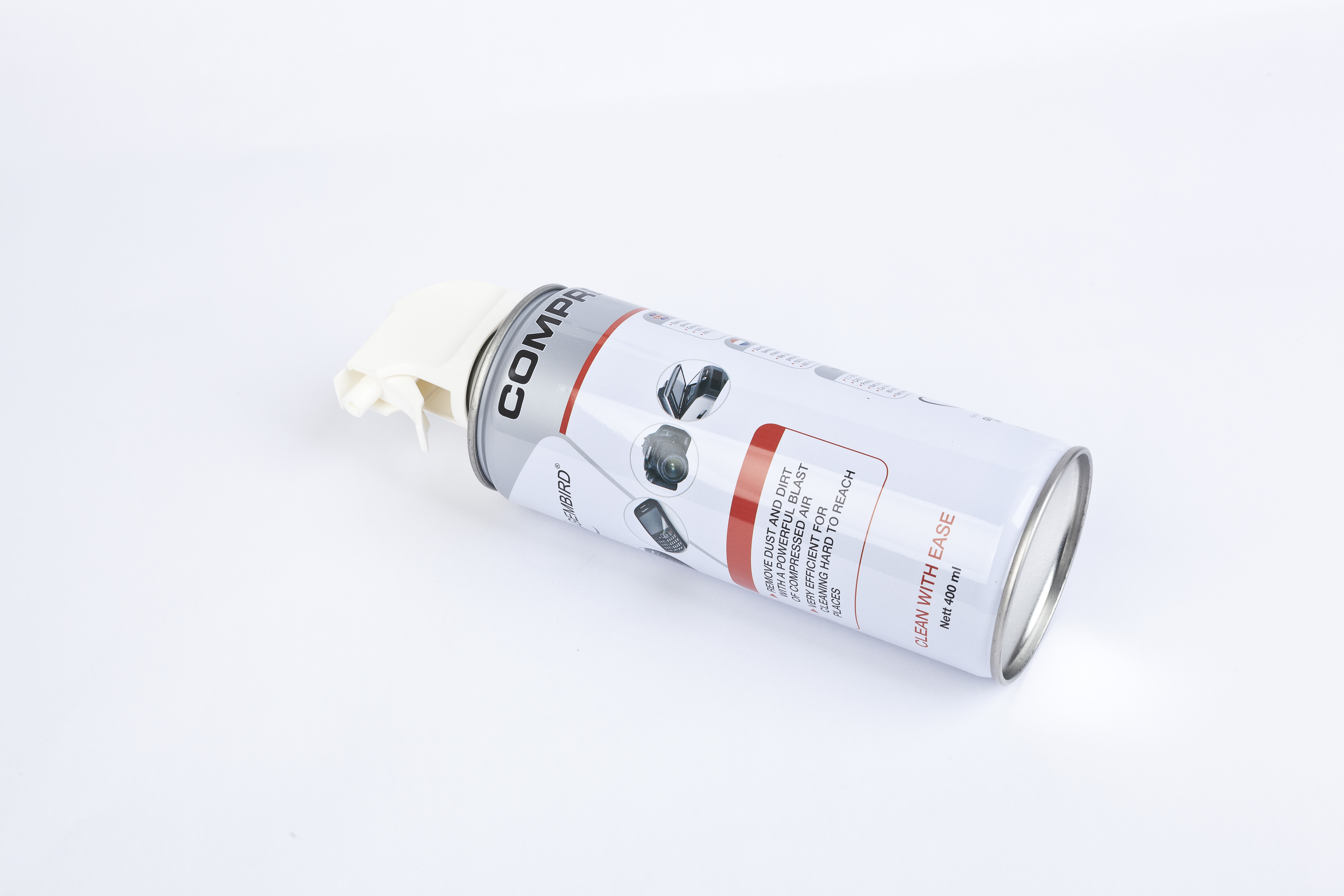 Compressed Air Duster 400 Ml Ck Cad2