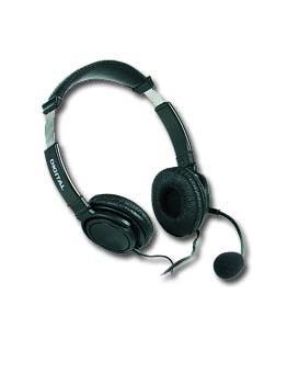 Hoofdtelefoon met hoogwaardige  microfoon