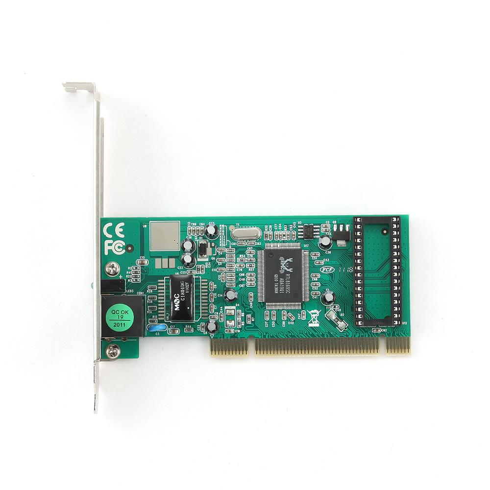 NIC-G2 Gigabit Ethernet Card 32 bit PCI kaart