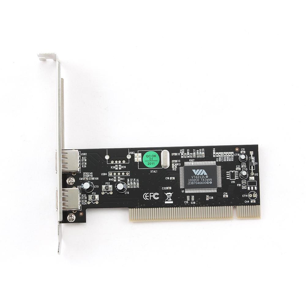 Insteekkaart                    USB