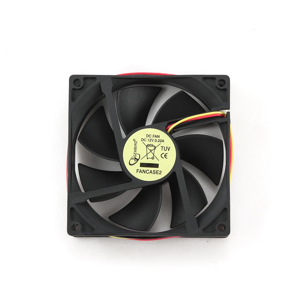 Fan for PC case 90mm * 90mm *   25mm