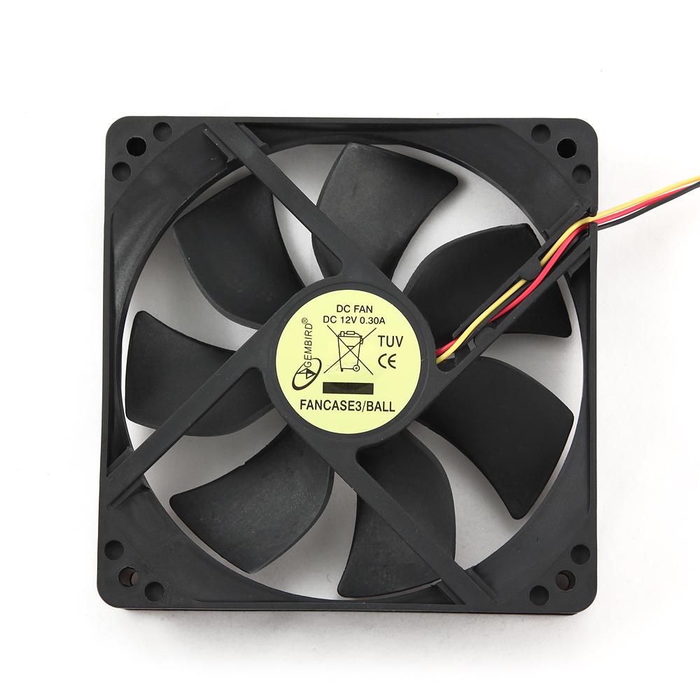 Fan for PC case ball bearing    120mm * 120mm * 25mm