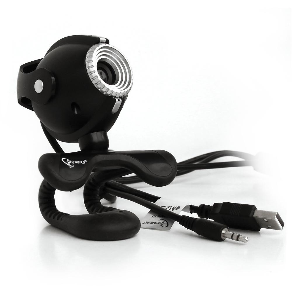 CAM67U USB 2.0 webcam 1.3M      pixels, met microfoon en