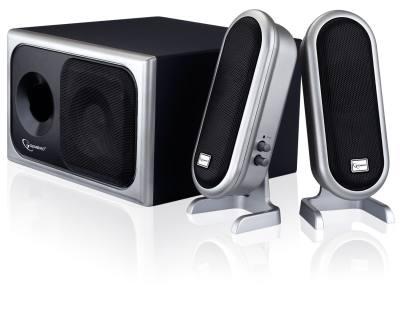 Multimedia 2.1 speakerset, 45   watt. Model : Smooth