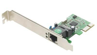 Gigabit PCIe                    netwerkkaart