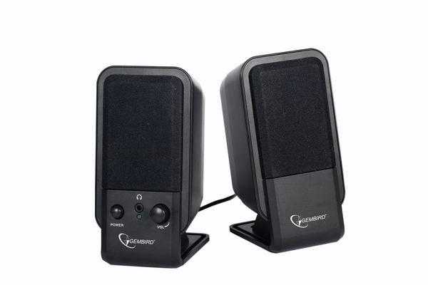 Stereo                          computerluidsprekers