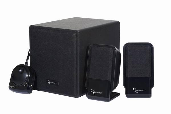 Multimedia 2.1                  speakerset