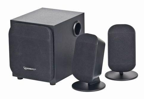 Desktop 2.1 multimedia speaker  system