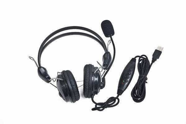MHS-200 USB stereo              hoofdtelefoon