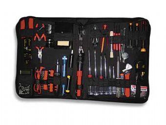 Electrotechnische               gereedschapsset (63-delig)