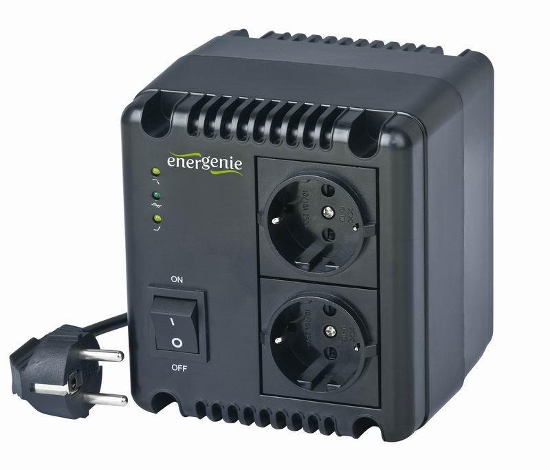 Automatische spanningsregelaar, 500 VA
