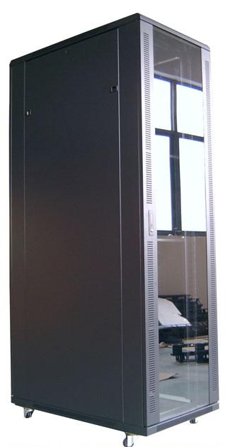 """19\"""" standard rack metal cabinet 42U 600X1000MM, unassembled,"""